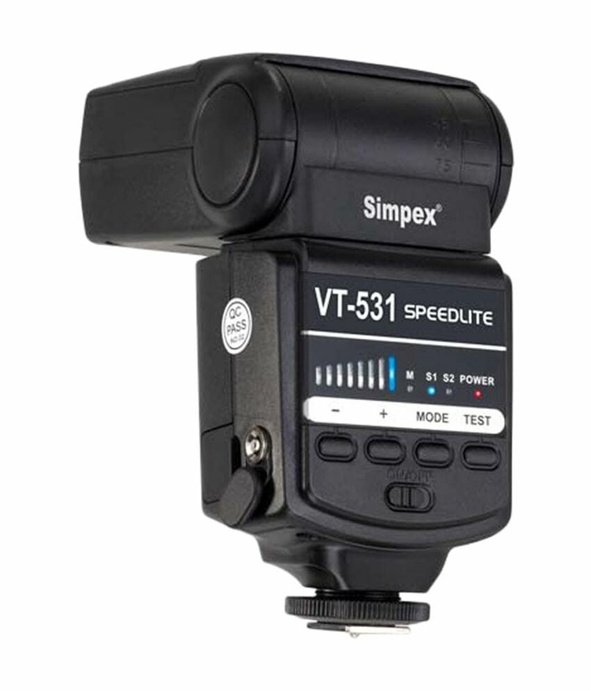 Simpex VT 531 Flash Review