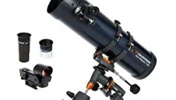 Celestron Telescope 130eq Review